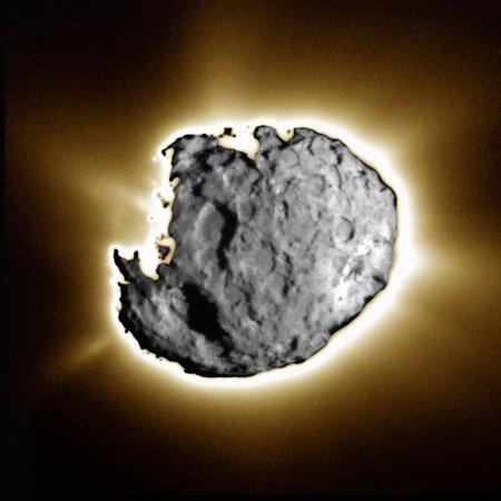 Встреча с буйной кометой